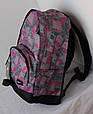 Рюкзак городской Nike Graffiti реплика pink, фото 2