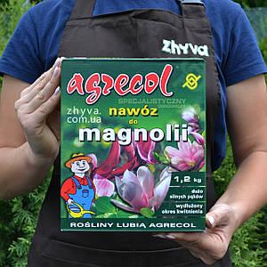 Добриво Agrecol для магнолій 1,2кг