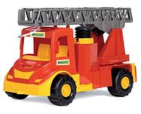 Игрушечная машинка Пожарный автомобиль серии Multi Truck Wader (32170)