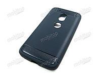 TPU чехол NewLine Motorola Moto G4 Play XT1602 (синий)