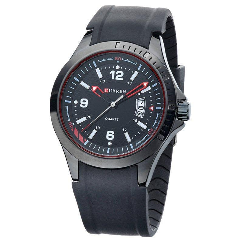 Часы мужские Curren Phantom black