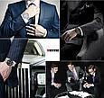Часы мужские Curren LeRoy silver-blue, фото 4
