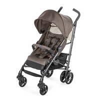 Chicco. Прогулочная коляска Chicco Lite Way 3 Top Stroller, коричневый (79595.72)