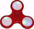 Спиннер светящийся Fidget Toy Spectre red