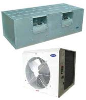 Внутренний блок канального типа Carrier 40LZA100