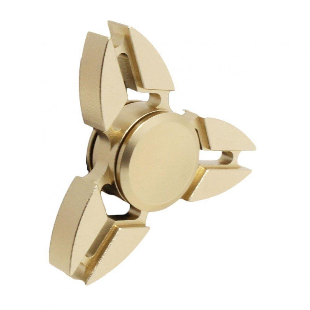 Спиннер-вертушка Hand Spinner Fidget Toy Nipper gold