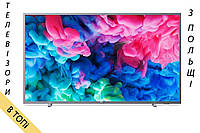 Телевизор PHILIPS 43PUS6523 Smart TV 4K/Ultra HD 900Hz T2 S2 новинка 2018 год из Польши