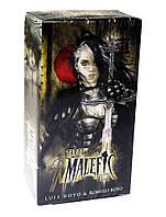 Гадальные карты Tarot Malefic Time