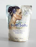 Соль Dr.Mud без добавок Мертвого моря 300 гр.