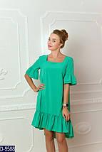 Платье с оборкой по низу, фото 2