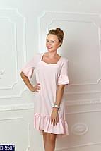 Платье с оборкой по низу, фото 3