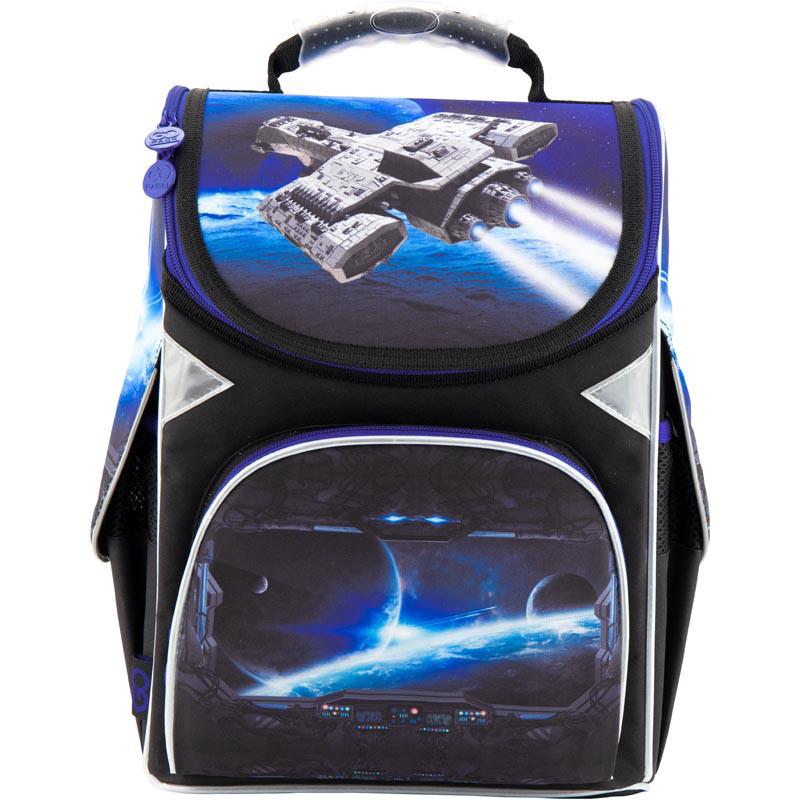 3c4fecc485de Рюкзак школьный каркасный Gopack GO18-5001S-16-1301 - купить в ...