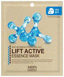 Тканевая Маска Лифтинг Mijin Lift Active Essence Mask
