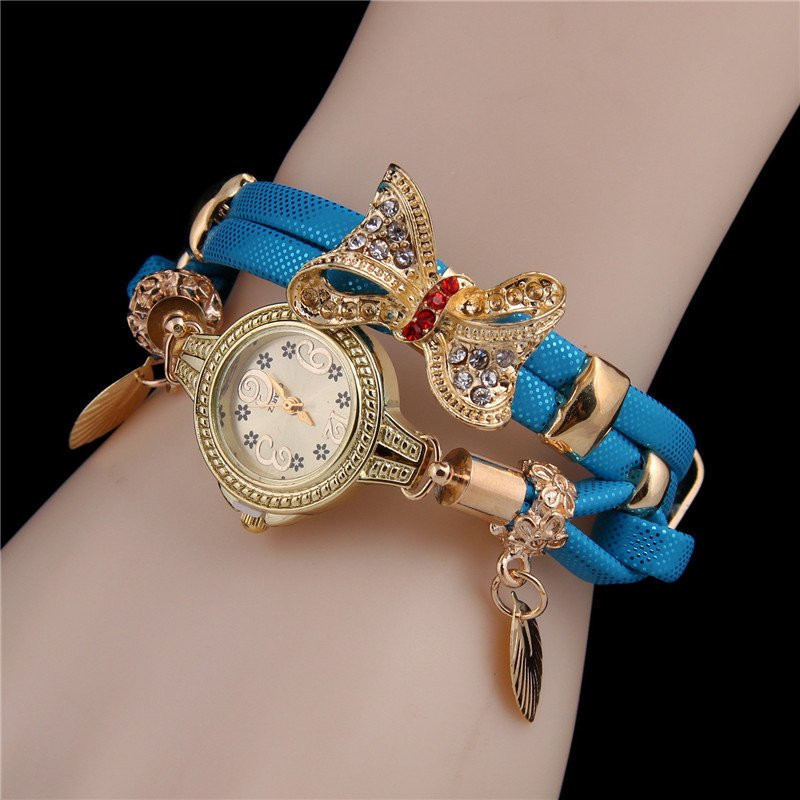 Часы женские наручные Selin blue