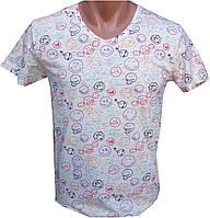 Мужская футболка S-2XL Турция