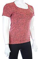 Женская футболка F056  50