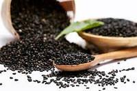 Черный кунжут,семена