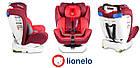 Детское автокресло Lionelo Bastiaan (0-36 кг) Red Польша, фото 2