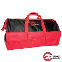 Сумка для інструменту (26 карманів) InterTool