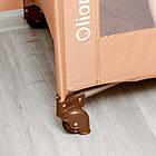 Детский манеж детская кроватка Lionelo Suzie Turquoise, фото 10