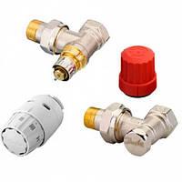 Комплект термостатический угловой Danfoss RAS-C2+RA-N+RLV-S 1/2 (013G2219)