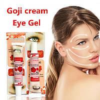 Годжи крем, глубоко увлажняющий, омолаживающий крем вокруг глаз, Goji Berry Anti-aging Eye Cream