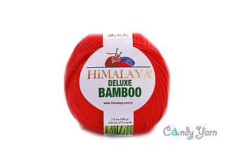 Himalaya Deluxe Bamboo, красный №124-10