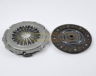 Комплект сцепления (d=215mm) на Renault Kangoo II 2008-> 1.5dCi - Borg & Beck (Великобритания)- HK7786
