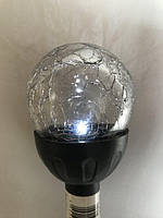 Газонный светильник на солнечной батареи 1 Вт Белый свет
