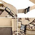 Тактический штурмовой рюкзак Abrams pixel grey, фото 3