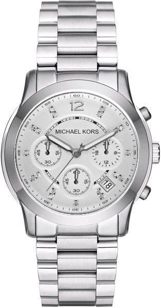 Часы женские наручные MK Ritz silver