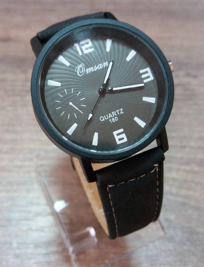Часы женские наручные Omsan black