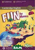 Fun for Movers Student`s Book with Online Activities with Audio and Home Fun Booklet 4