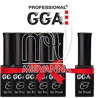Гель-лак GGA Professional 5+1, 10 мл