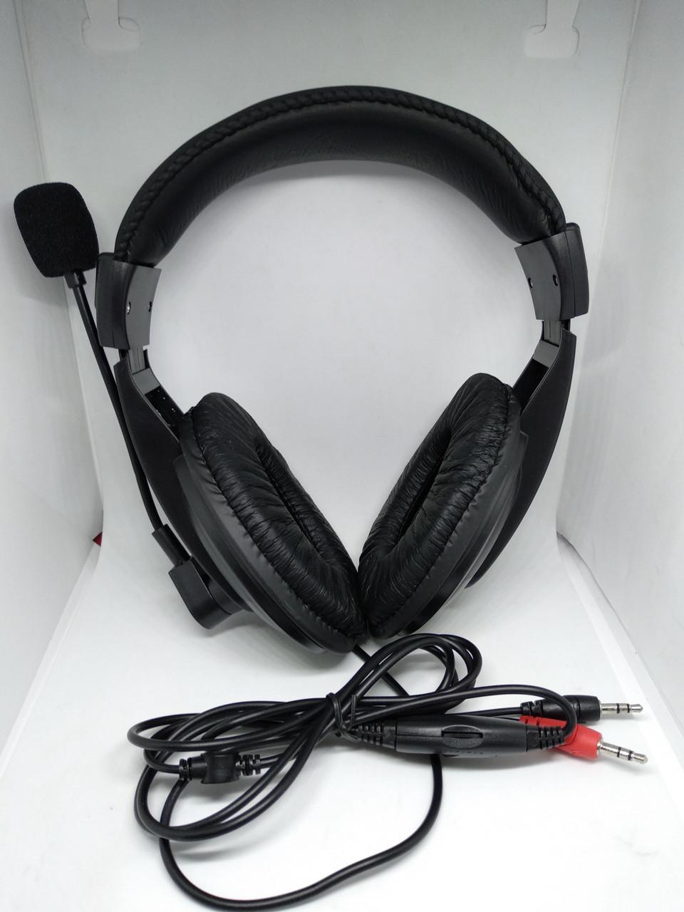 Навушники провідні SY750MV з мікрофоном dl