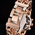 Часы женские наручные Geneva Imprez rose gold, фото 2