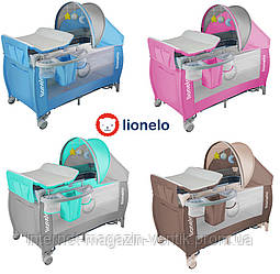Детская кроватка манеж Lionelo Sven Plus