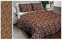 3D Двуспальное постельное белье Sofia - Вензель