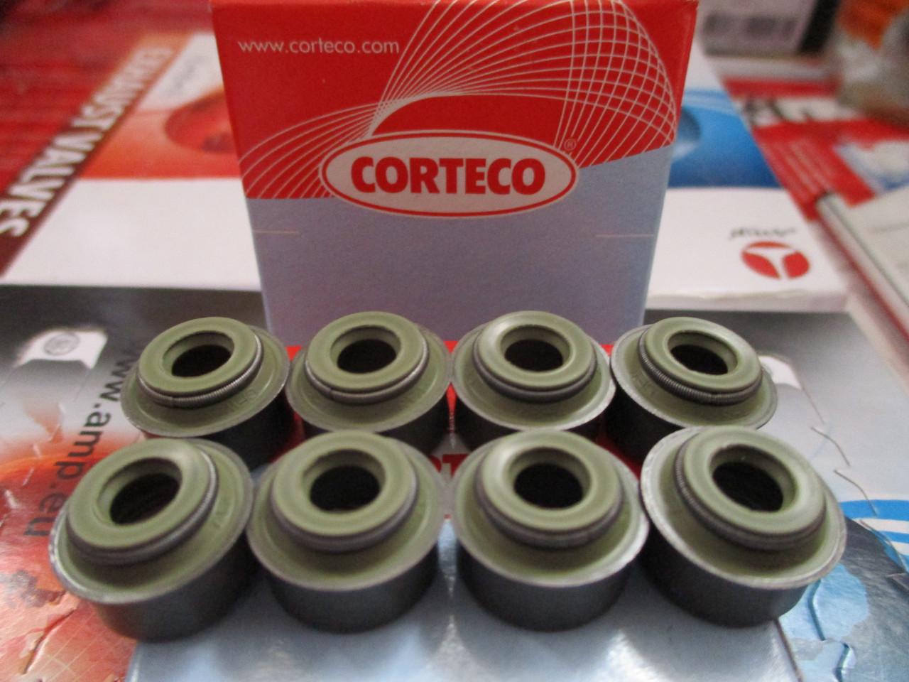Сальники клапанів Corteco (Німеччина)2101