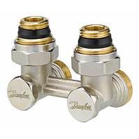 Н-подібний клапан Danfoss RLV-KS 1/2-3/4 кутовий