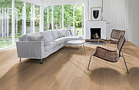 Upoflor: OAK GRAND 138 BRUSHED WHITE OILED