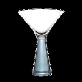 Бокал для мартини - 200 мл, Голубой (Urbanbar) Martini