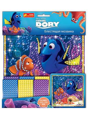 """Набор для творчества """"Блестящая мозаика. Рыбка Дори"""""""