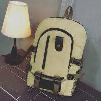 Рюкзак Bag Clever beige lemon