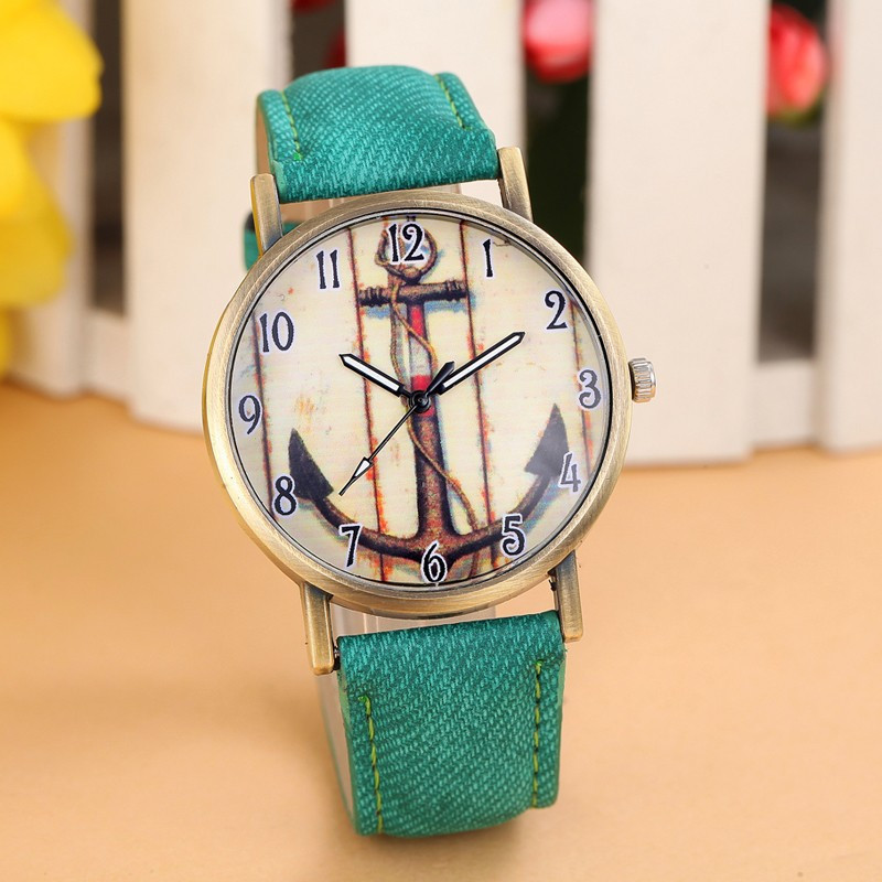Часы женские Ancora green (зеленый)