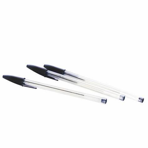 Ручка 934, черный, 50 шт. в упаковке (Y), фото 2