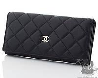 Кошелек женский Chanel 164-02 Black