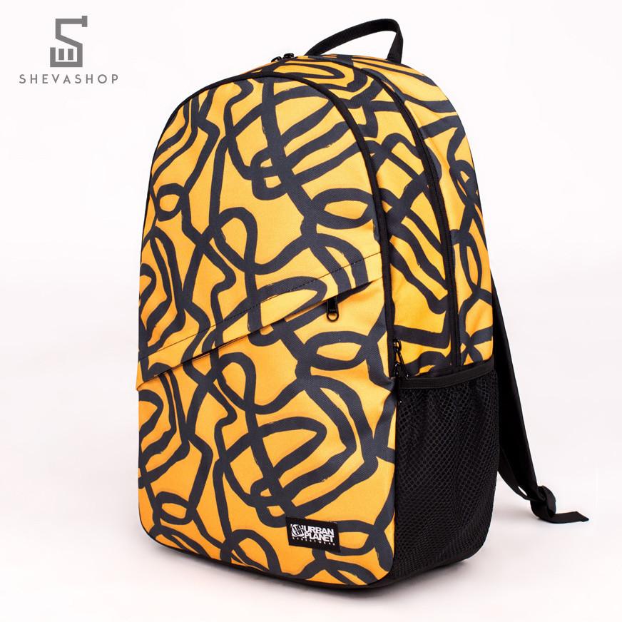 Рюкзак UP B8 оранжевый
