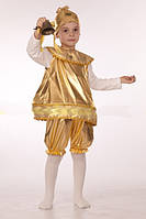 Костюм Колокольчик Бубенчик (золотой)