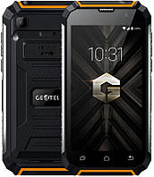 Geotel G1 Terminator | Оранжевый | 2/16 ГБ  | Гарантия, фото 1